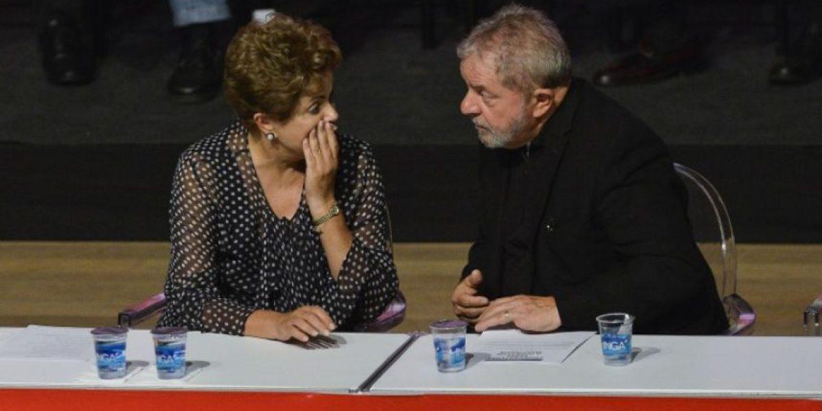 Grabación dejaría en evidencia intento de Rousseff para blindar a Lula