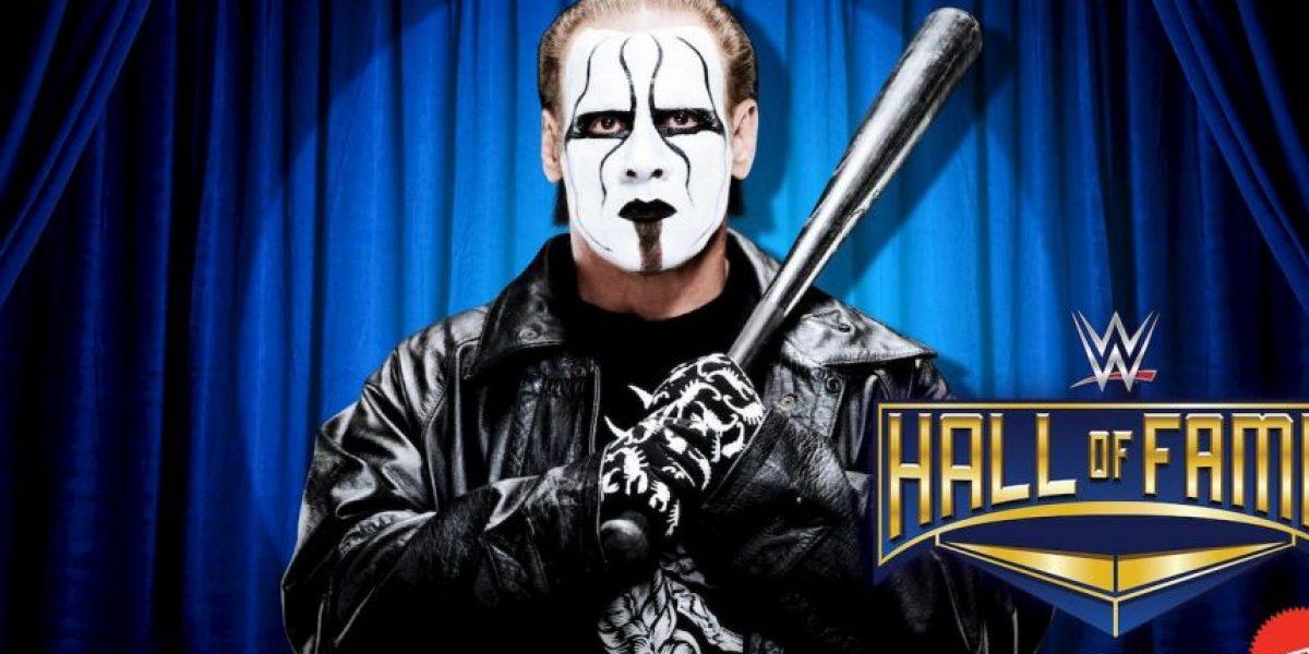 WWE: Sting se retirará de la lucha libre profesional