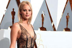 La actriz Jennifer Lawrence, otra de las afectadas. Foto:Getty. Imagen Por: