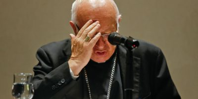 Cardenal Ezzati reiteró críticas al proyecto de aborto