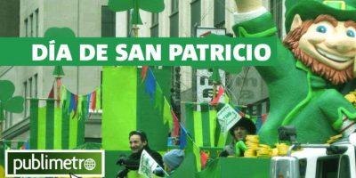 Infografía: día de San Patricio