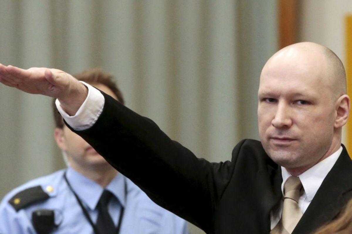 Breivik asegura que se violan sus derechos en ella. Foto:AP. Imagen Por: