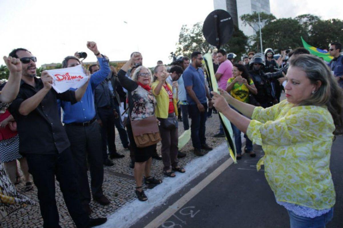 El que fungía como jefe de gabinete, Jaques Wagner, se convertirá en el jefe de la oficina de Rousseff. Foto:AP. Imagen Por: