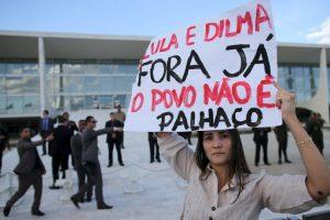 De 2005 a 2010 Rousseff fue jefa de gabinete de Lula. Foto:AP. Imagen Por: