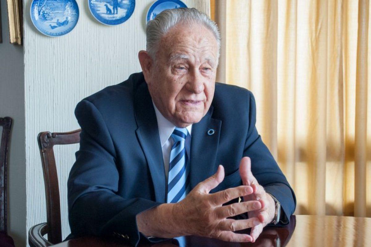 Doctor Manuel García de los Ríos Foto:B12 Comunicaciones. Imagen Por: