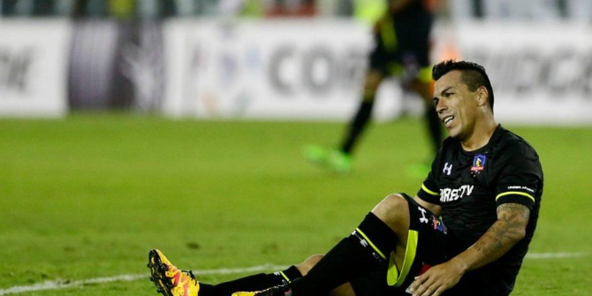 Colo Colo recupera a Paredes y Zaldivia para el Superclásico contra la U