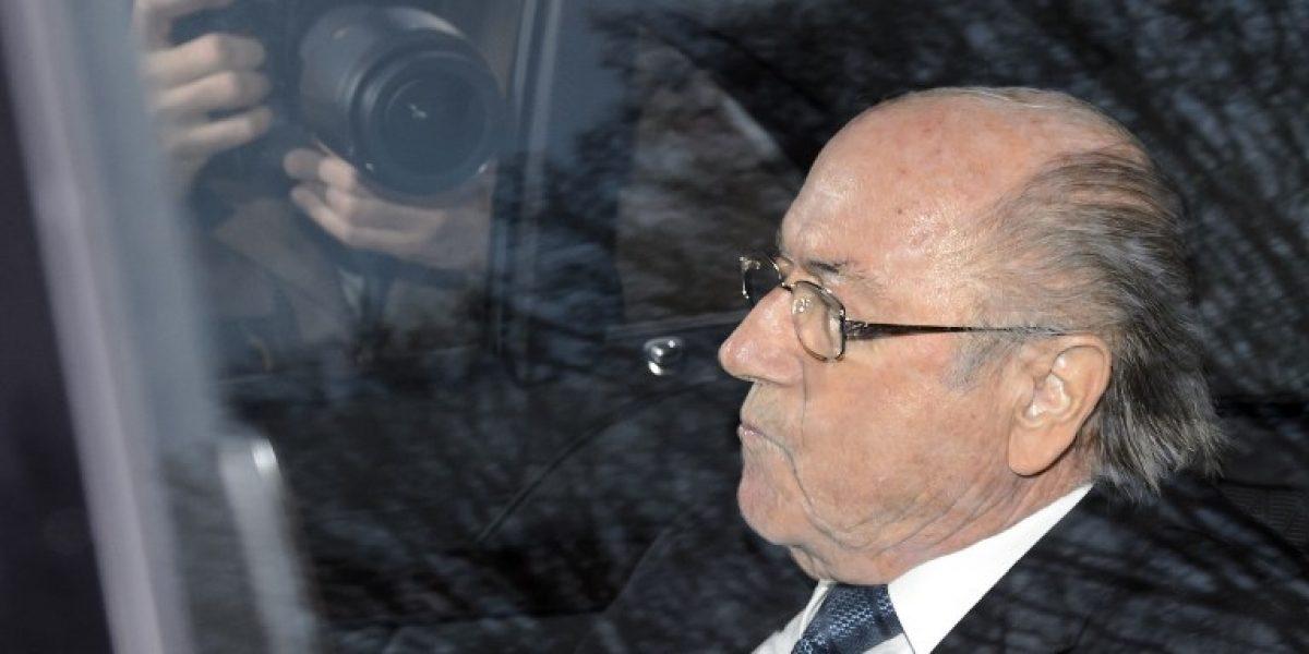 FIFA revela el cuantioso sueldo que recibía el ex presidente Joseph Blatter