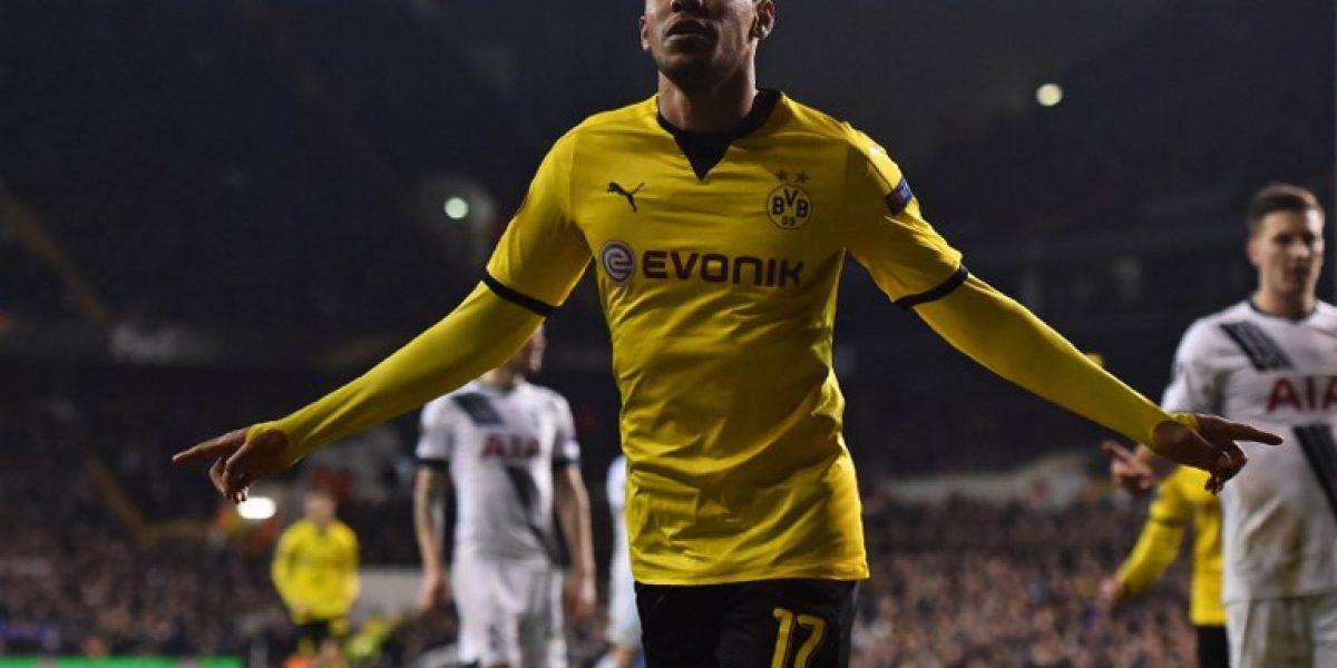 El rival que nadie quiere enfrentar: El Dortmund eliminó al Tottenham en la Europa League