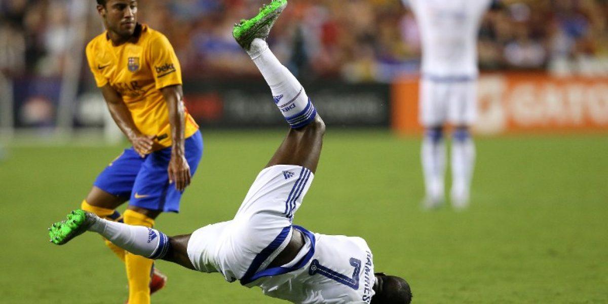 Un refuerzo: Barcelona recupera a Rafinha tras seis meses de inactividad