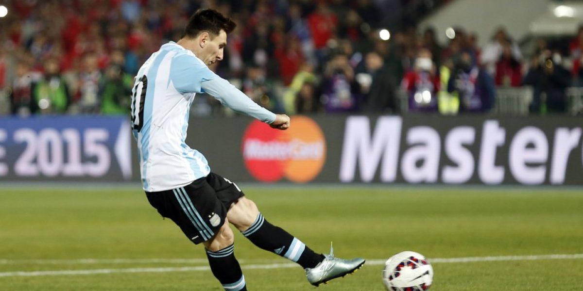 Lionel Messi le baja el perfil al duelo con Chile: