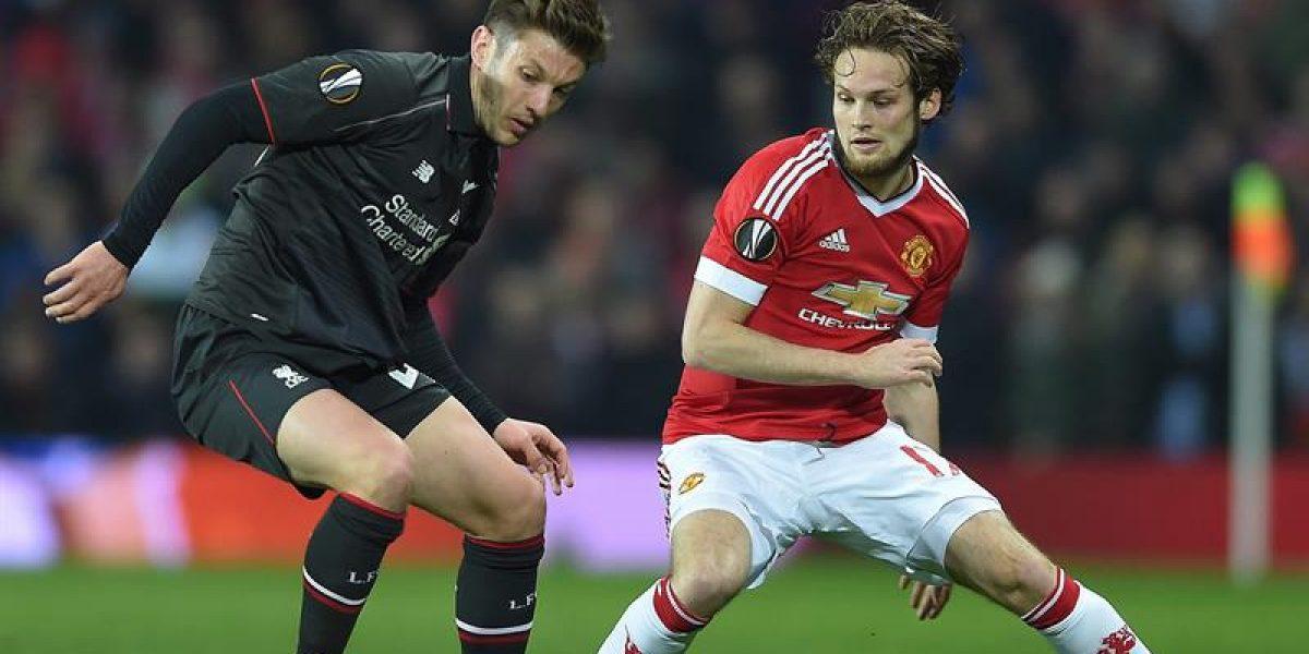 Liverpool extendió la crisis del Manchester United y lo dejó fuera de la Europa League