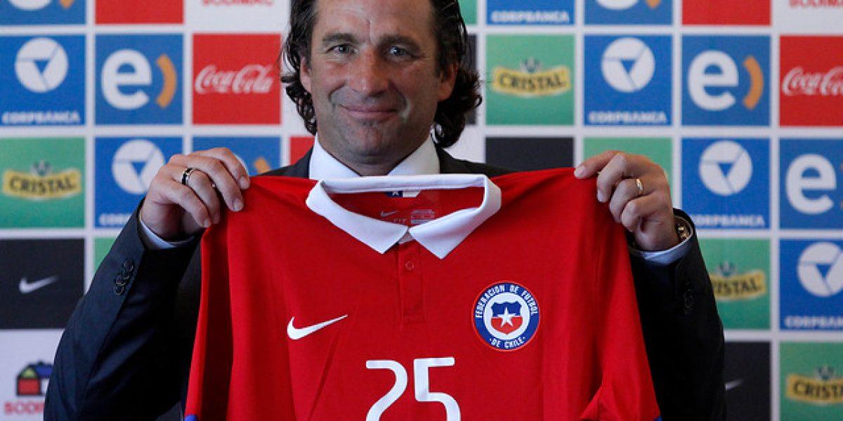La primera de Pizzi: Chile tiene nómina para los partidos ante Argentina y Venezuela