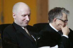 Esto después de que se le acusara de homicidio y terrorismo en los atentados de Noruega en 2011. Foto:AP. Imagen Por:
