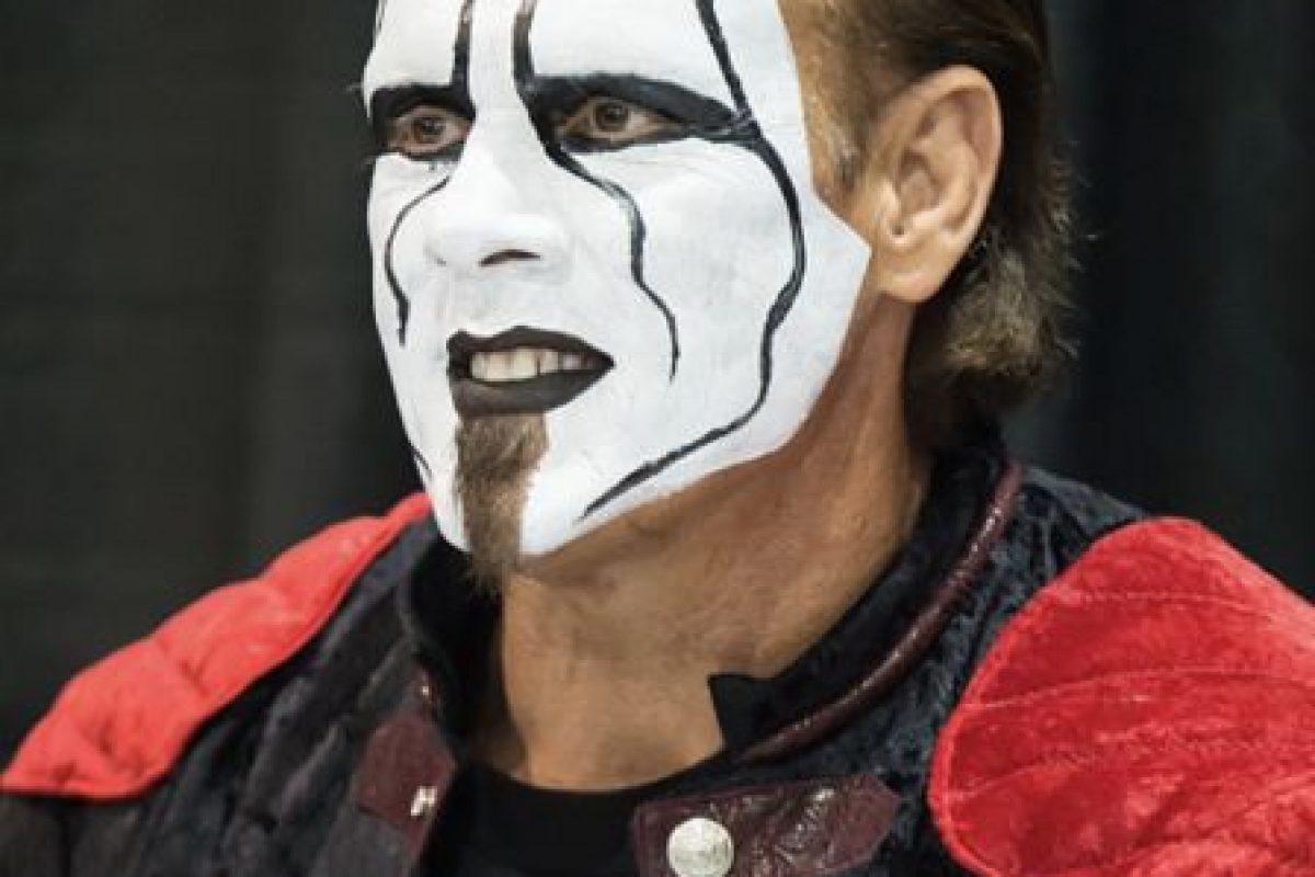 Es 8 veces Campeón de Pesos Pesados de la WCW. Foto:Getty Images. Imagen Por: