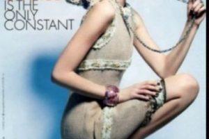 Tatiana Lyadochkina pesa 49 kilos (108 libras) Foto:Vogue. Imagen Por: