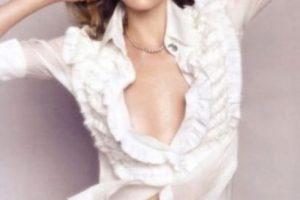 Kim Noorda pesa 49 kilos (108 libras) Foto:Vogue. Imagen Por: