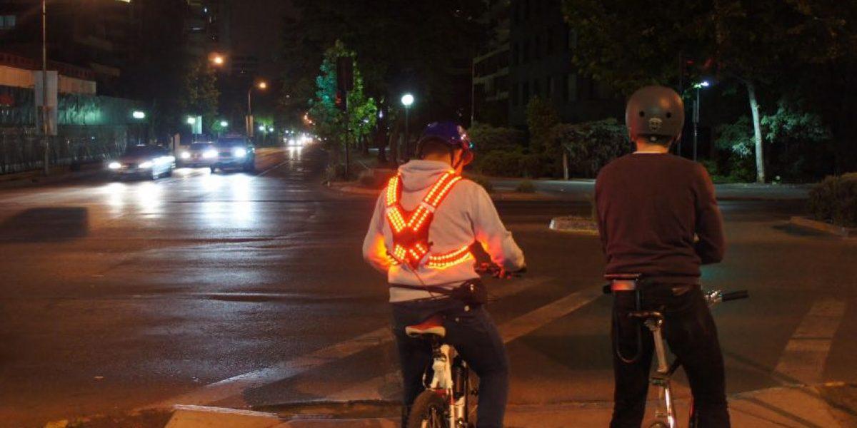 X-Torch: la mochila que mezcla seguridad y tecnología para los amantes de la bicicleta