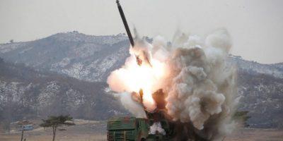 Corea del Norte realiza lanzamiento de misil balístico hacia el mar de Japón