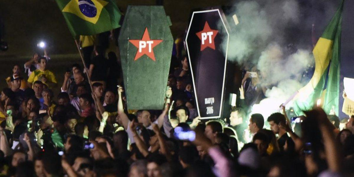 La izquierda brasileña trata de levantar cabeza en jornada de movilizaciones