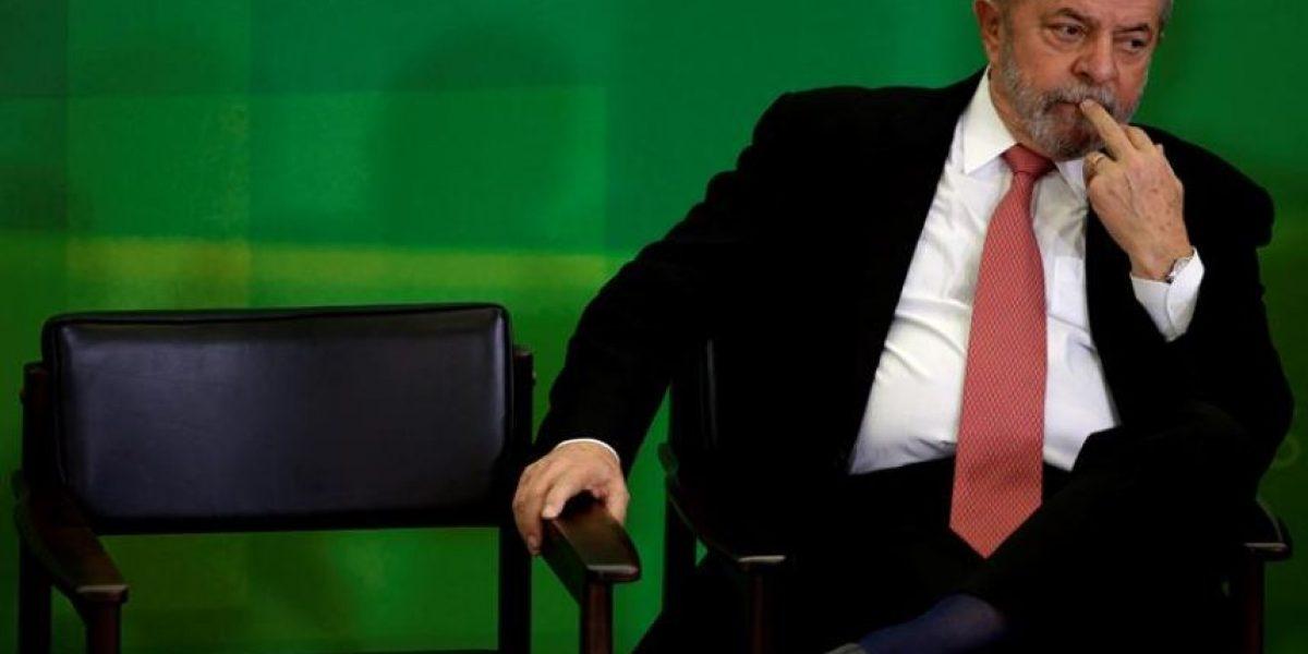 El caso Lula: dos semanas de terremoto político en Brasil ahora con el expresidente en el centro