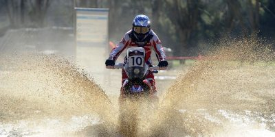 PDI de San Fernando recuperó moto robada a Jeremías Israel