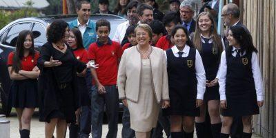 Presidenta Bachelet anunció la creación del Defensor de los Derechos de la Niñez