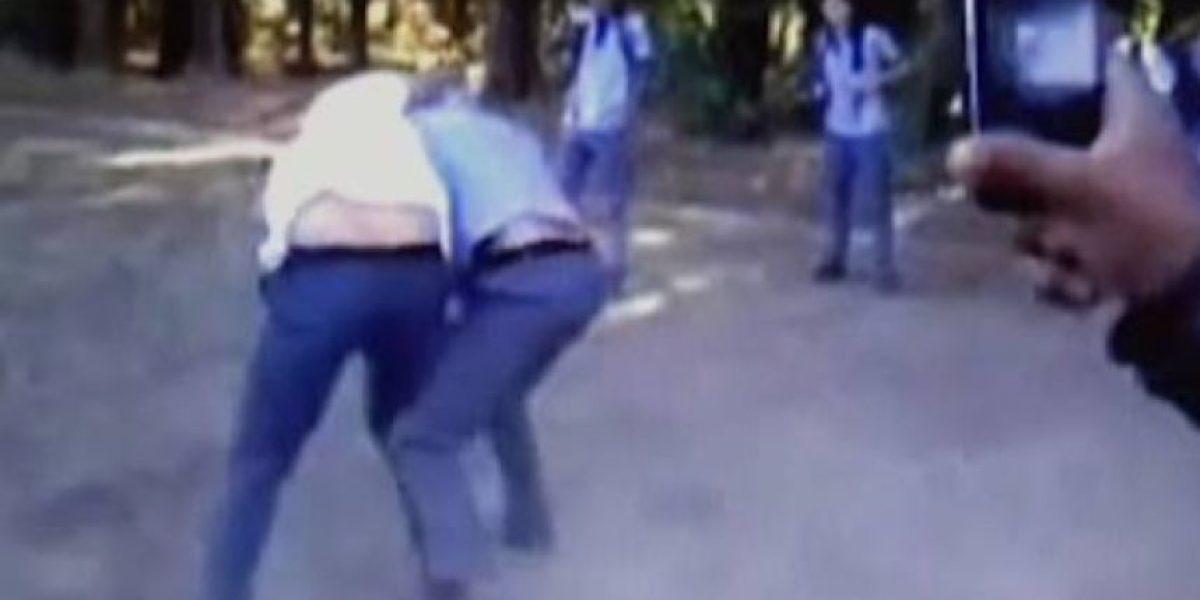 Melipilla: violenta riña en colegio deja dos alumnos lesionados