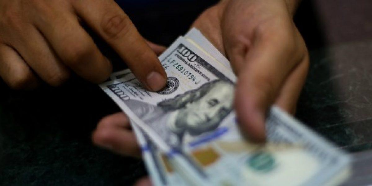 Dólar cerró al alza este viernes