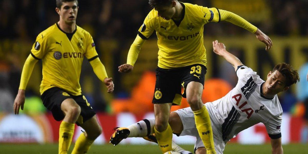 UEFA Europa League: Así quedaron los duelos de cuartos de final