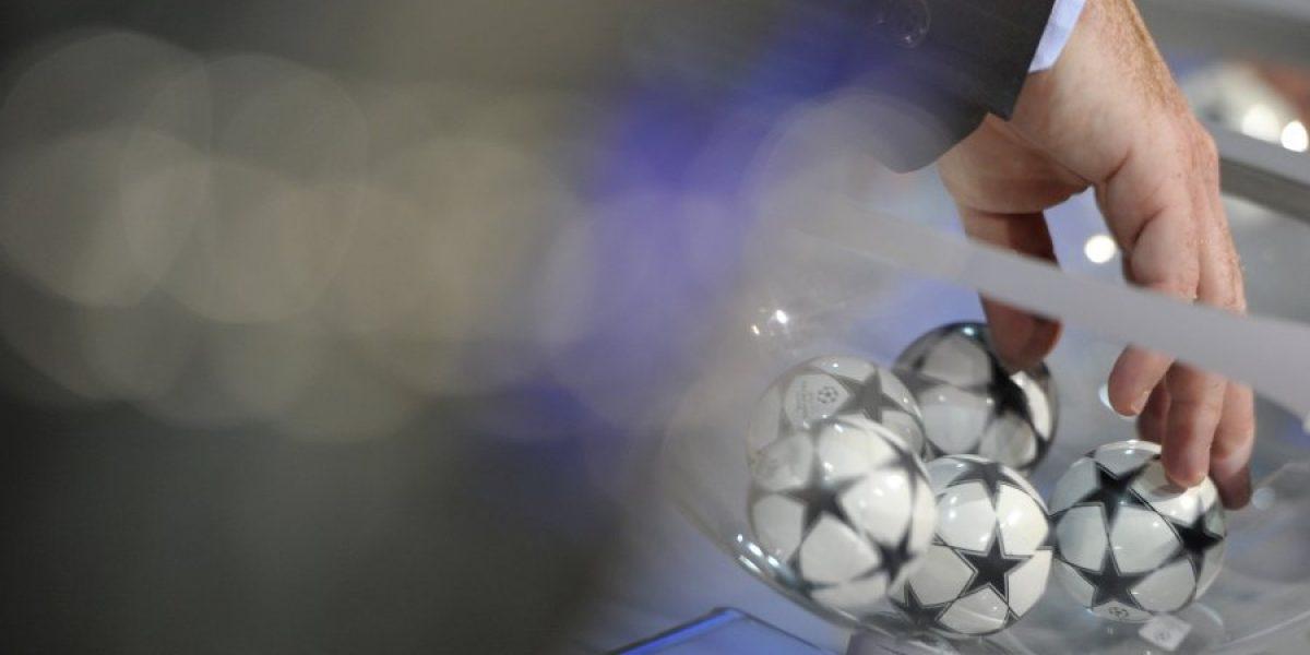 El Bayern de Vidal jugará con Benfica y el City de Pellegrini con PSG en la Champions