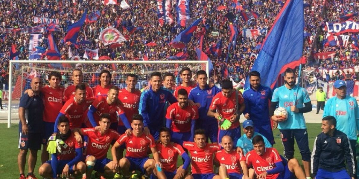 Minuto a minuto: El Banderazo de la U en el Estadio Nacional
