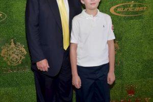 Barron Trump Foto:Getty Images. Imagen Por: