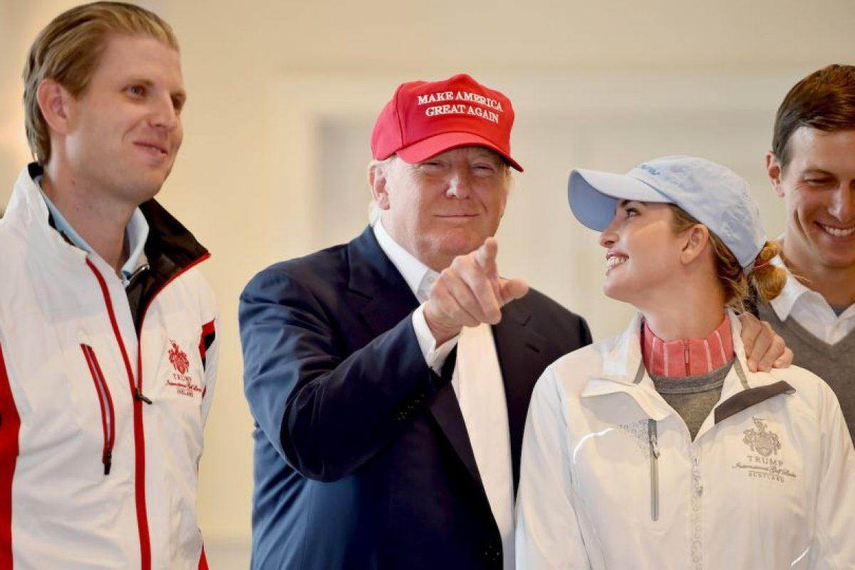 Conozca a los hijos de Donald Trump Foto:Getty Images. Imagen Por: