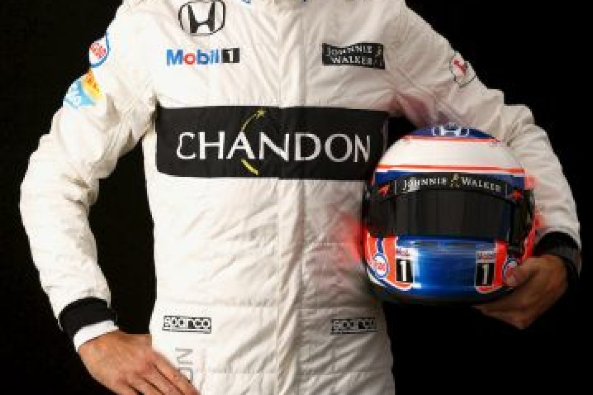 Jenson Button Foto: Getty Images. Imagen Por: