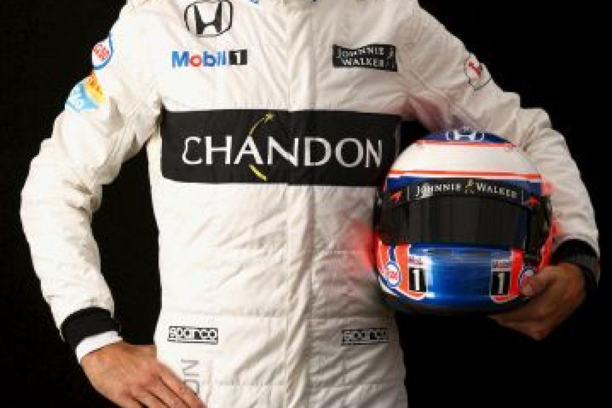 Jenson Button Foto:Getty Images. Imagen Por: