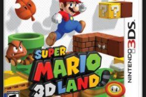 "9.- ""Super Mario 3D Land"" para Nintendo 3DS. Foto:Nintendo. Imagen Por:"