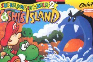 """8.- """"Super Mario Bros. 2: Yoshi's Island"""". Foto:Nintendo. Imagen Por:"""