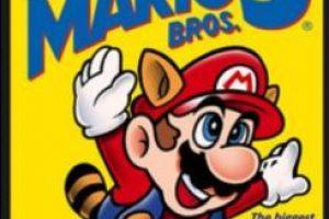 "7.- ""Super Mario 3"" para Nintendo Entertainment System. Foto:Nintendo. Imagen Por:"