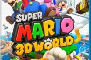 "5.- ""Super Mario 3D World"" para Nintendo Wii. Foto:Nintendo. Imagen Por:"