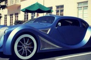 Es dueño de un Volkswagen escarabajo de 1958. Foto:Twitter. Imagen Por: