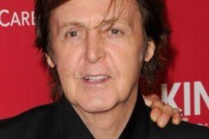 Paul McCartney – Músico británico. Foto:Getty Images. Imagen Por: