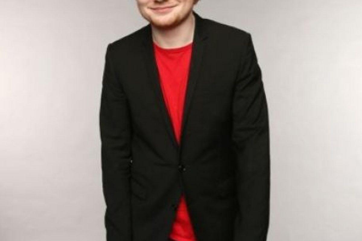 Ed Sheeran – Músico británico. Foto:Getty Images. Imagen Por: