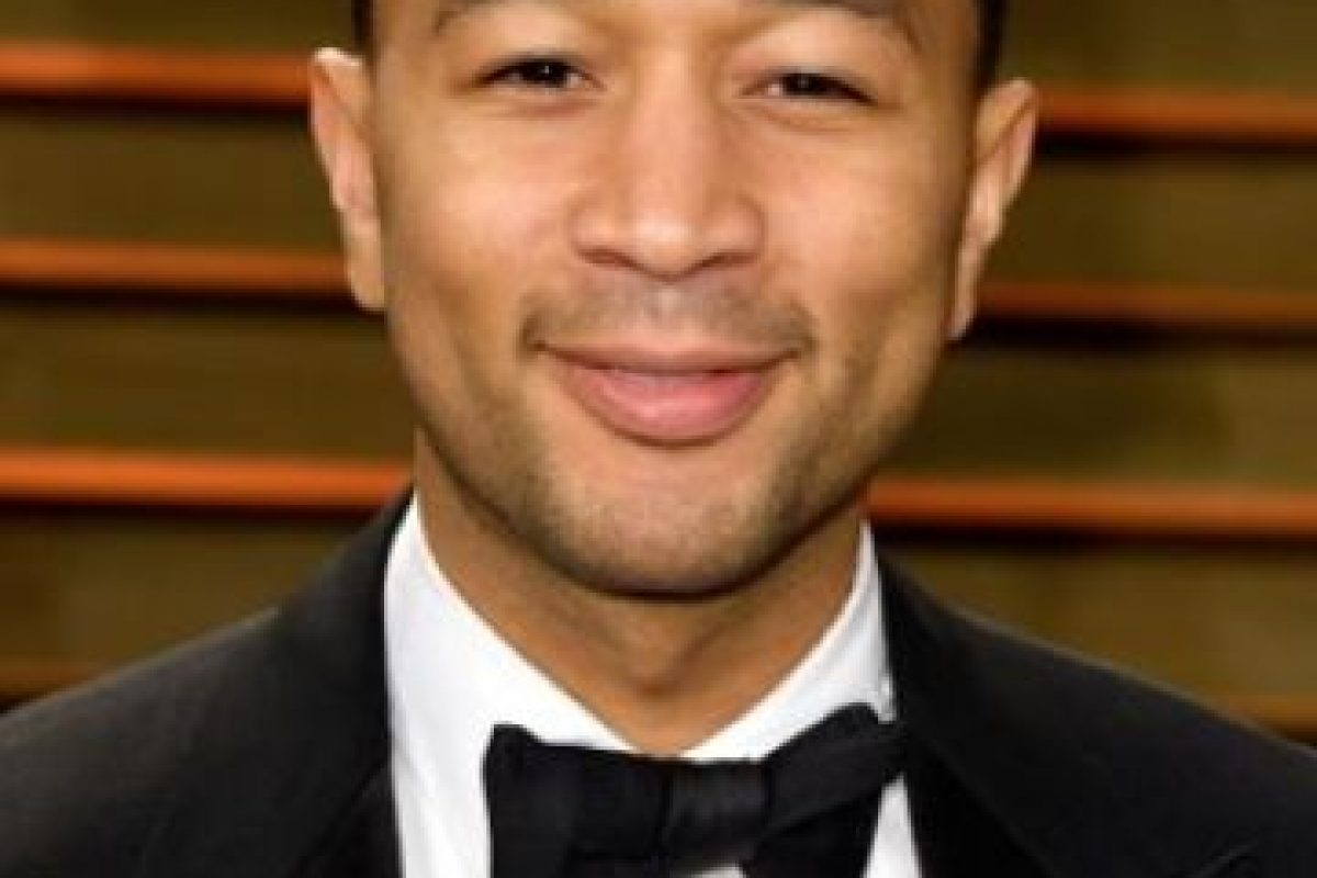 John Legend – Músico estadounidense. Foto:Getty Images. Imagen Por: