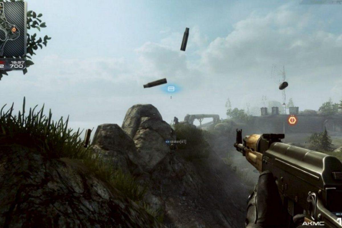 Contract Wars es un disparador en primera persona moderno en línea y en 3D. Foto:Unity. Imagen Por: