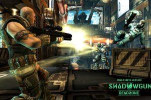 """Shadowgun Deadzone es un simulador de disparos multijugador al estilo """"Gears of War"""". Foto:Madfinger Games. Imagen Por:"""