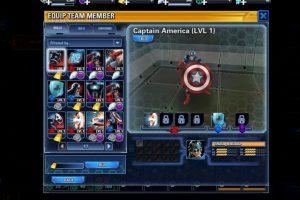 Marvel Avangers Aliance Tactis permite que héroes y villanos del universo Marvel luchen en este juego de estrategia. Foto:Marvel. Imagen Por: