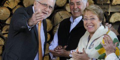 Presidenta Bachelet anunció en La Unión política nacional de uso de la leña