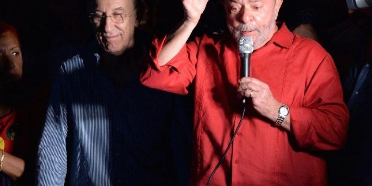 Ex presidente Lula: