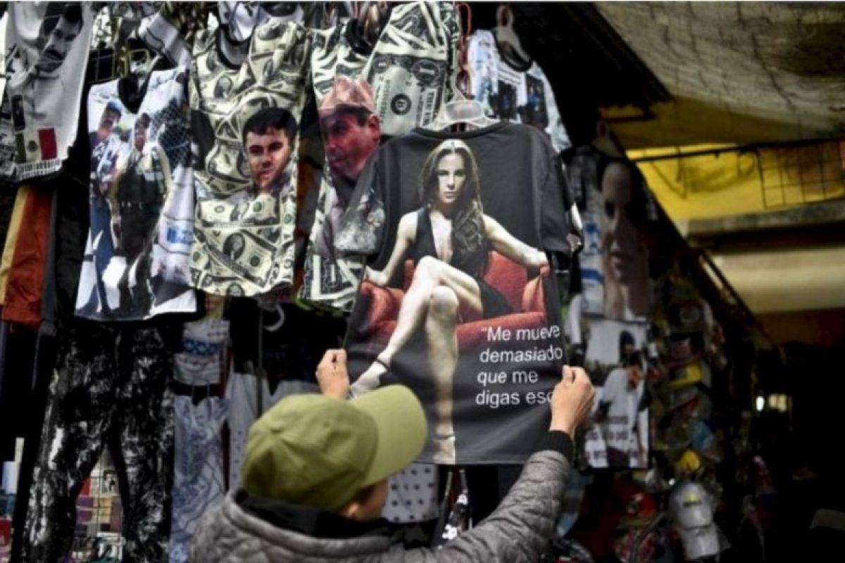 La ropa es uno de los principales productos Foto:AFP. Imagen Por: