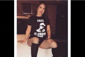 "Ropa con la leyenda ""Liberen al Chapo"" Foto:Twitter.com. Imagen Por:"